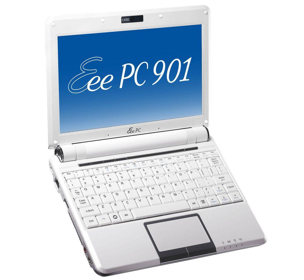 Asus Eee PC 901 er klar for det norske markedet.
