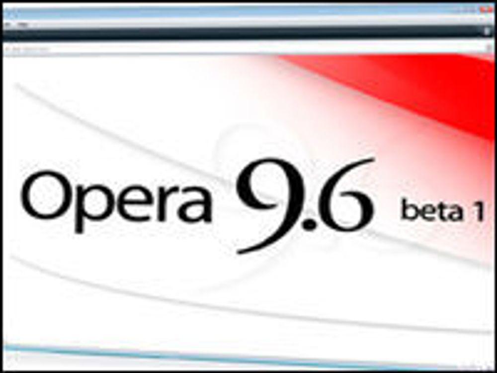 Opera klar med ny betaversjon