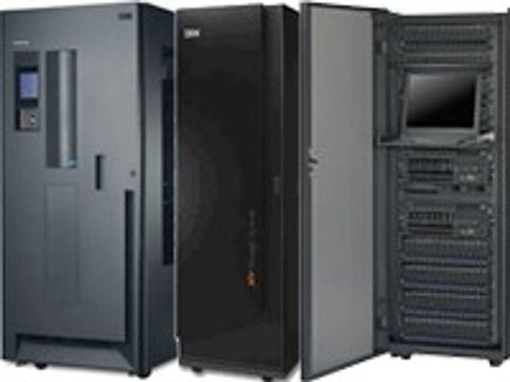 Kjempeoffensiv fra IBM innen lagring