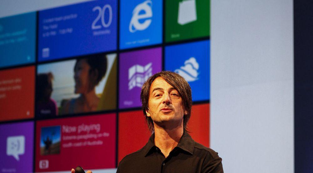Telefonsjef hos Microsoft, Joe Belfiore, viste nylig fram Windows Phone 8.