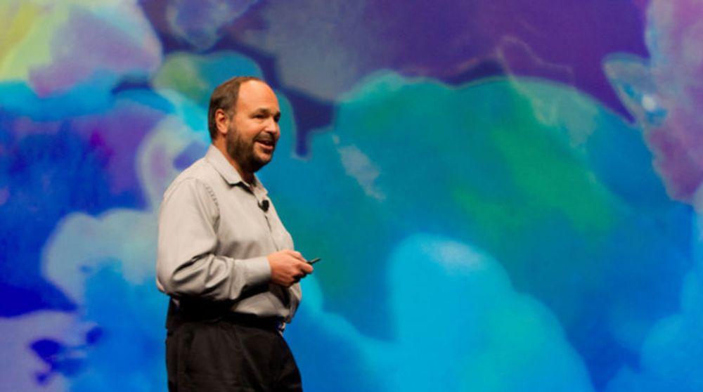 VMwares toppsjef Paul Maritz la 1,3 milliarder dollar på bordet for et selskap som akkurat har lansert sitt første produkt og som ble startet for bare fem år siden.