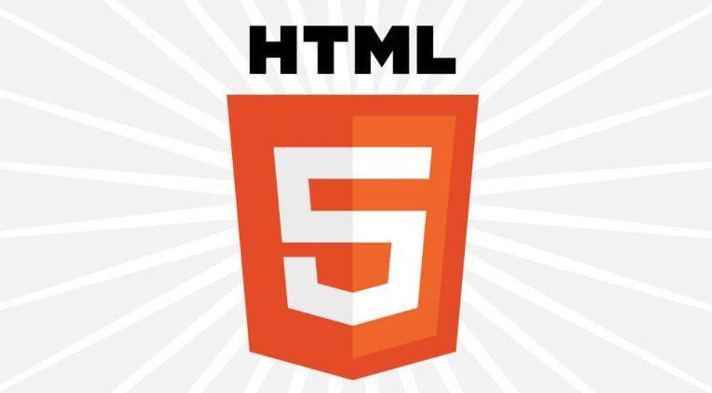 Splittelse i HTML5-arbeidet
