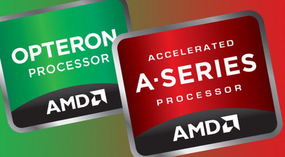 APU-ene A-Series er spesielt tilpasset tynne bærbare med høy ytelse og land batteritid.