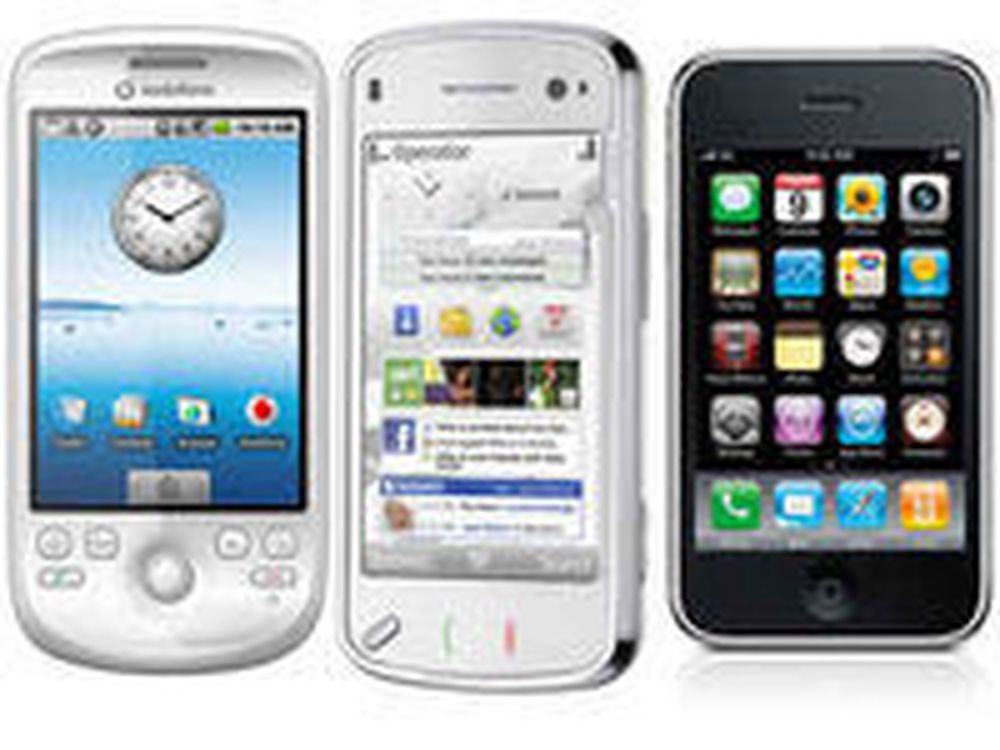 - 2010 blir et stort år for mobil-apps
