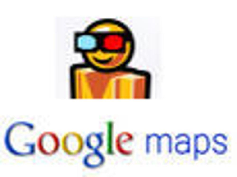 Google med Street View i 3D
