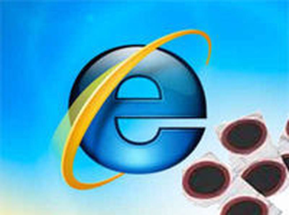 Microsoft utgir ekstraordinær sikkerhetsfiks