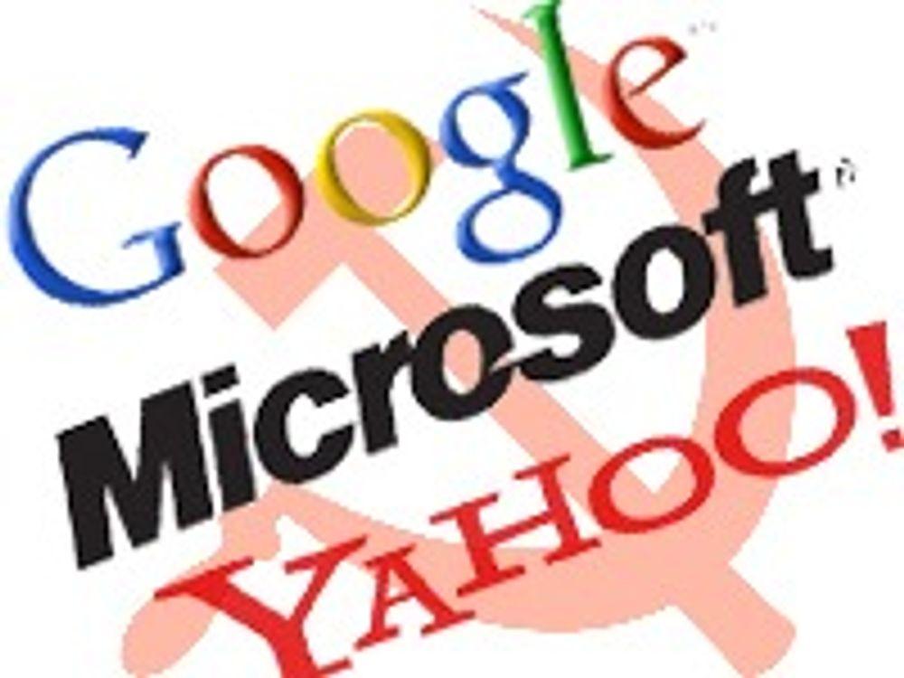 Mindre sannsynlig med avtale Yahoo-Microsoft