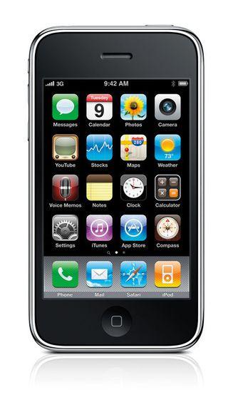 Ny iPhone og Safari