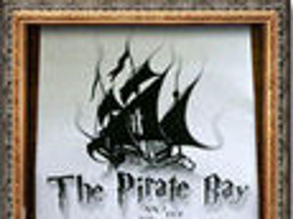 Pirate Bay selges