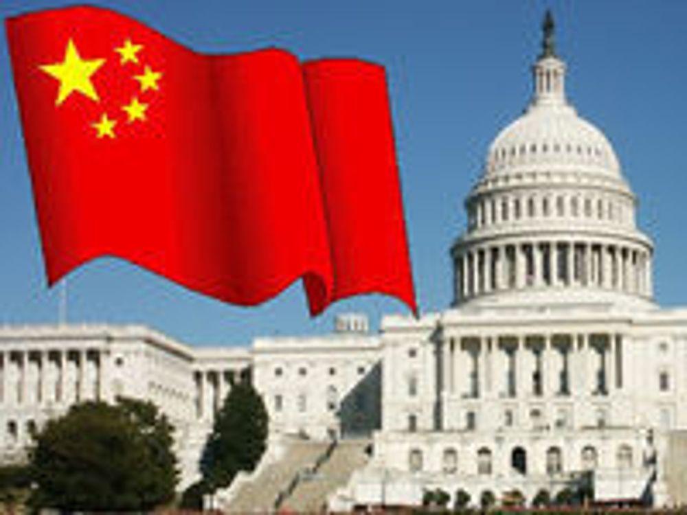 USA henger ut Kinas største nettjenester