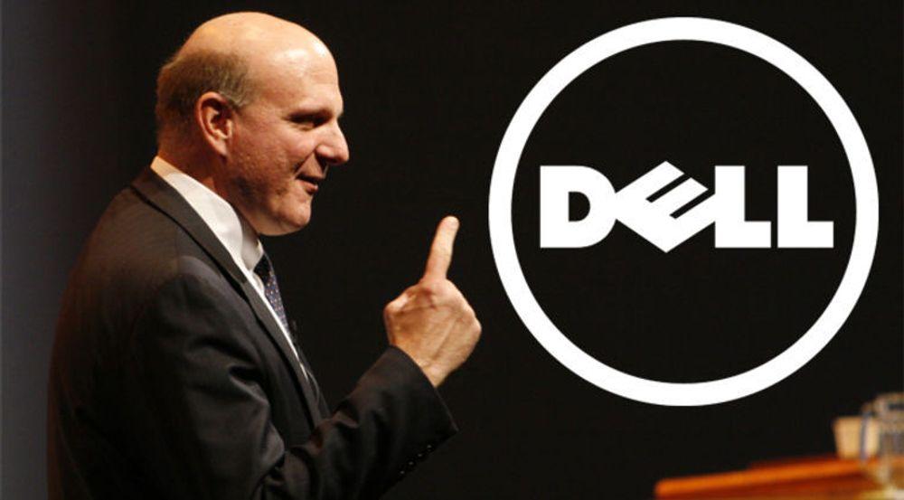 Microsoft og toppsjef Steve Ballmer kan ha gode grunner til å investere i Dell, men et oppkjøp blir neppe tatt godt imot av HP og andre pc-leverandører.