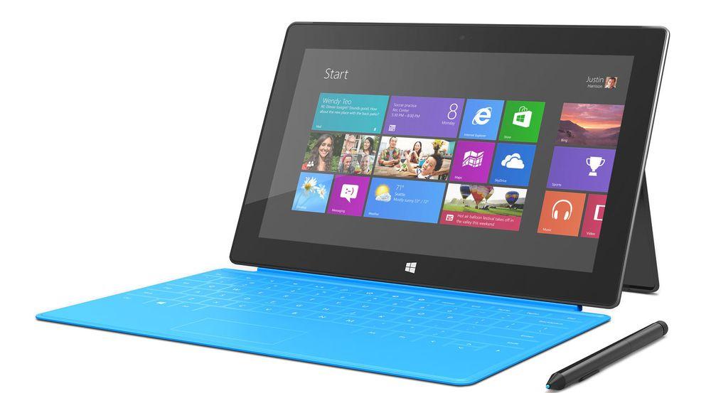 Men salget av Microsofts Surface RT tilsynelatende har sviktet, er det større optimisme for den betydelig dyrere Surface Pro-modellen.