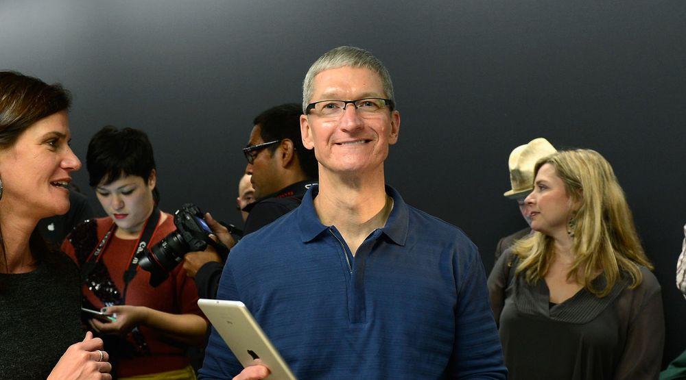 Apples toppsjef, Tim Cook, har ledet selskapet i 18 måneder når han onsdag kveld fremlegger resultater for selskapets regnskapsmessige første kvartal. Får analytikerne rett vil han levere resultatnedgang i forhold til samme periode i fjor. Det vil i så fall bli første gang siden 2003.