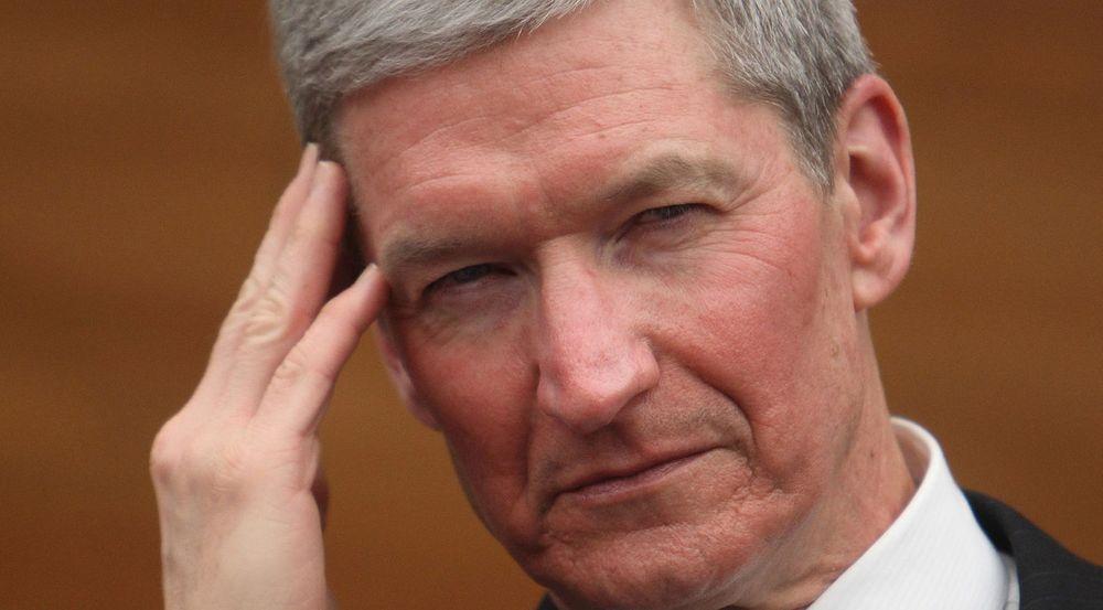 Søksmålet mot en rekke sentrale IT-giganter kan bli en hodepine, blant annet for Apples toppsjef Tim Cook, som nå må møte i retten.