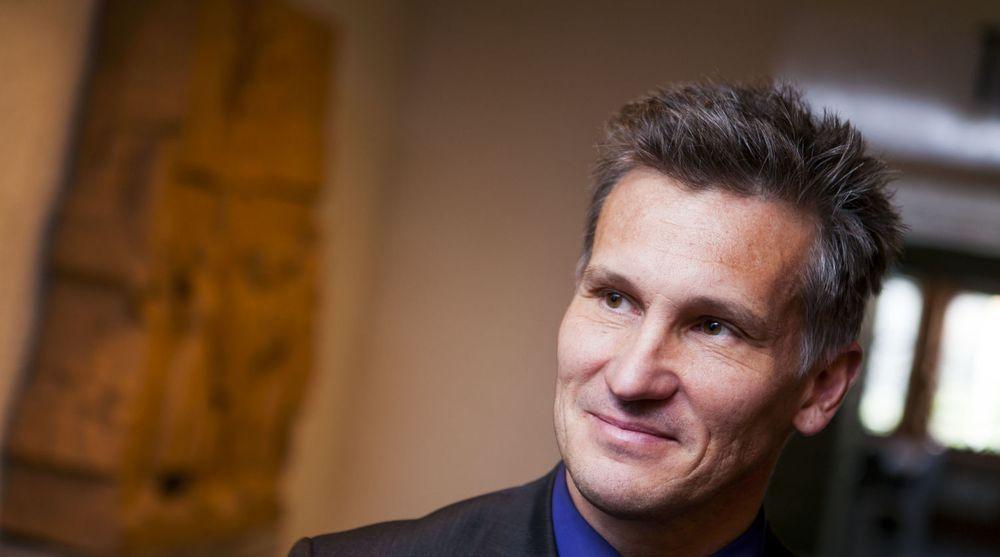 Datatilsynets direktør Bjørn Erik Thon presenterte en smørbrødliste over syv områder Datatilsynet vil prioritere i 2013.