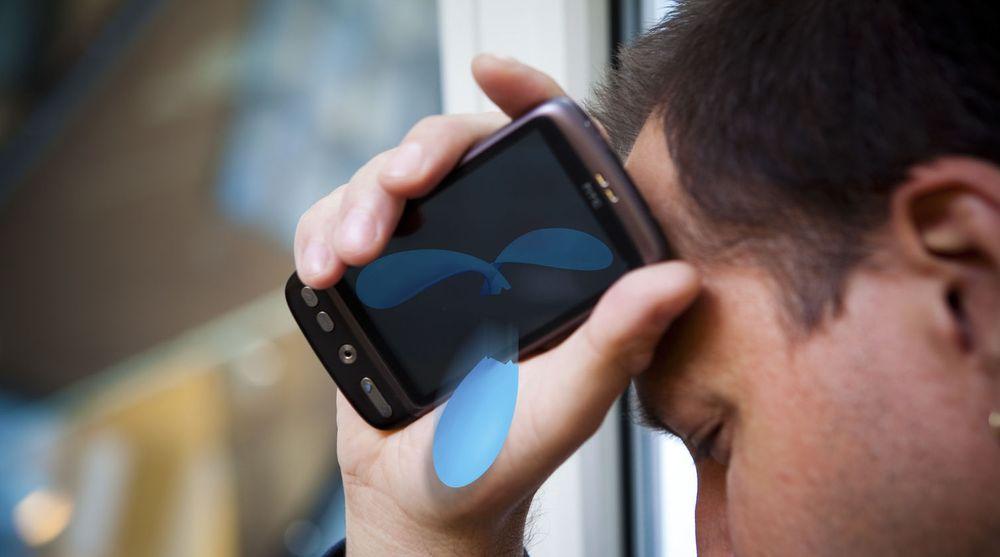 Mange blir frustrerte når mobilnettet slutter å fungere. Dagens Telenor-feil skal nå være rettet.