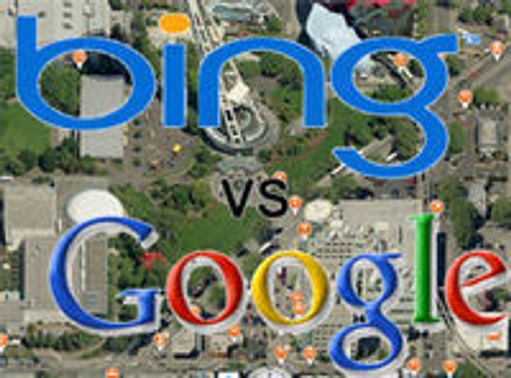 Bing er en sinke