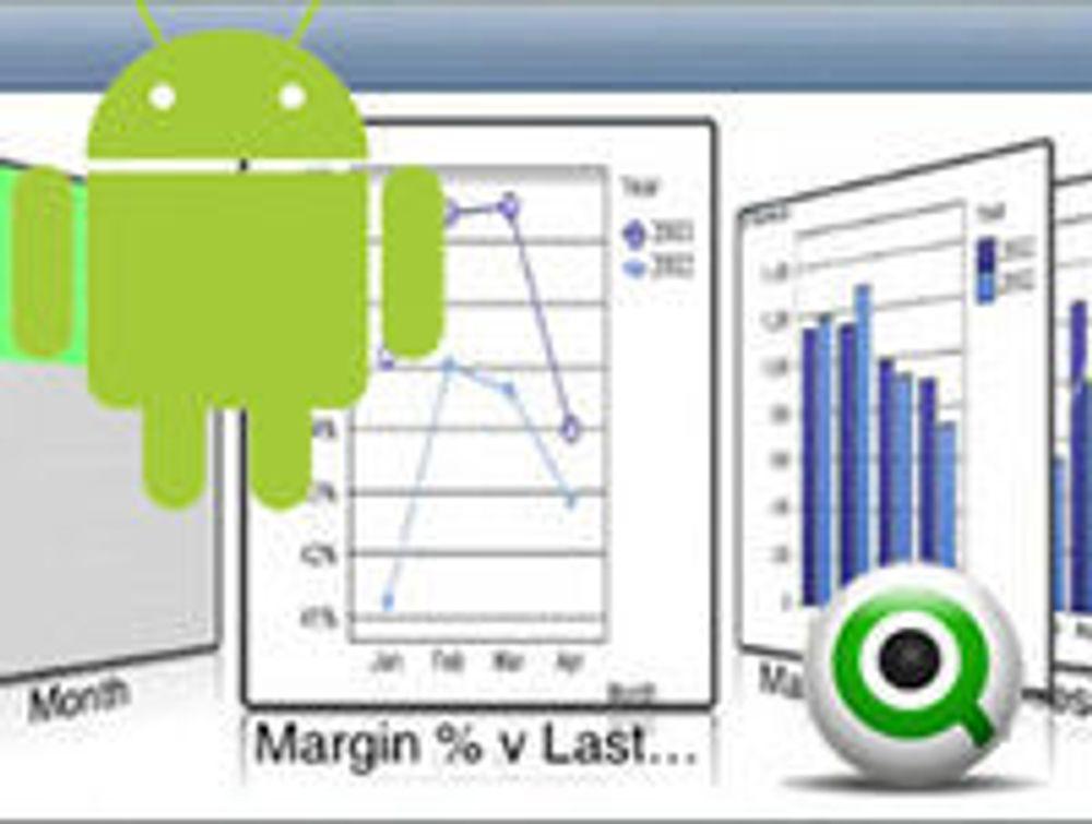 Lanserer beslutningsstøtte til Android