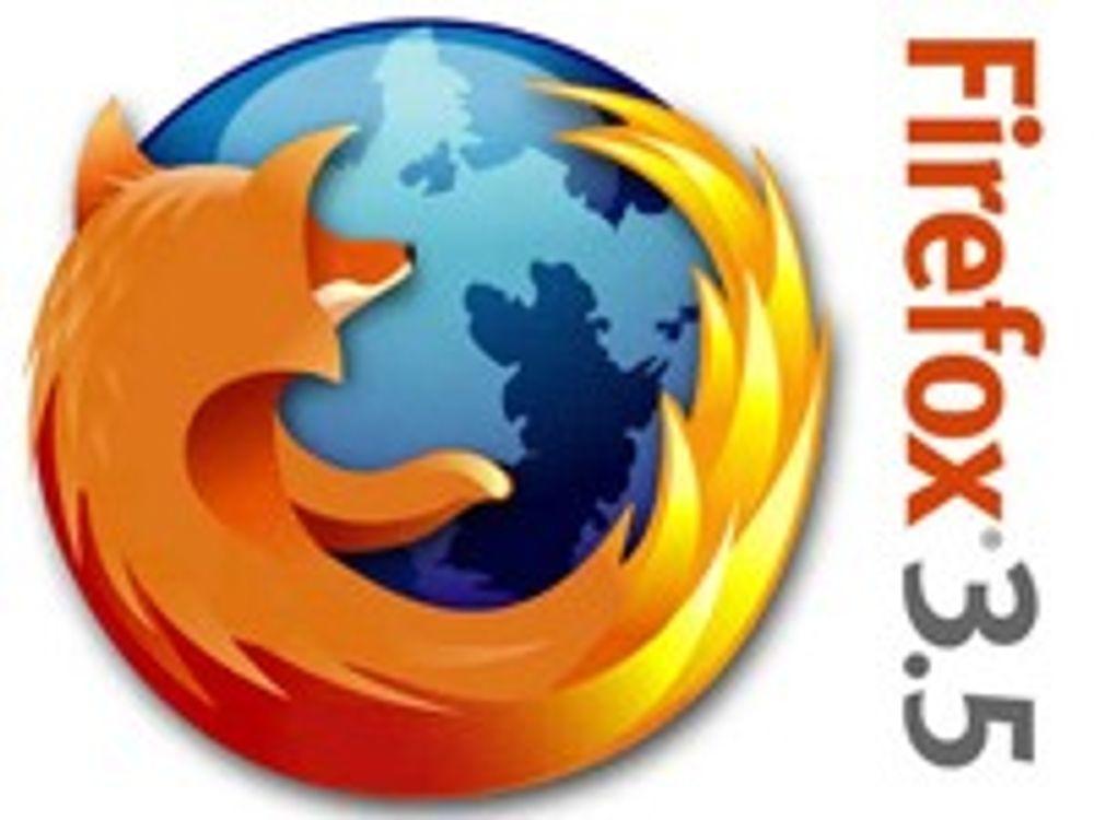 Firefox-oppdatering skal hindre krasj
