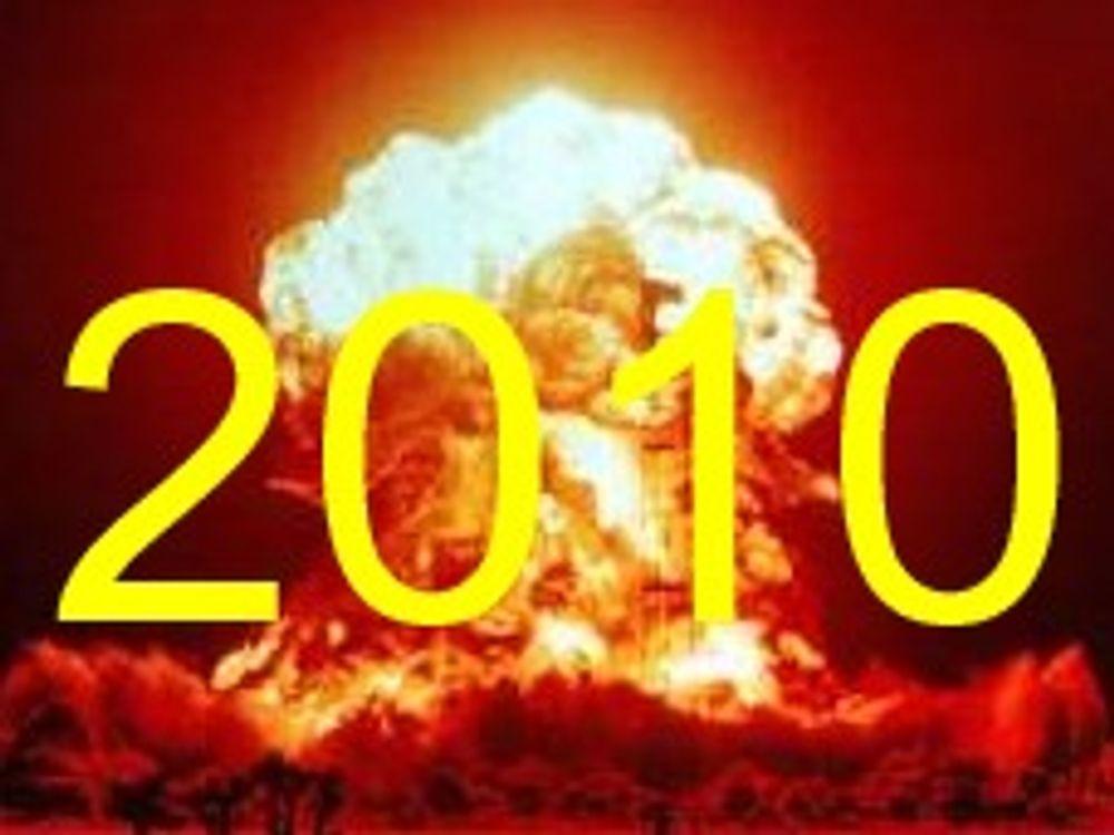 Mange rammet av 2010-problemmer