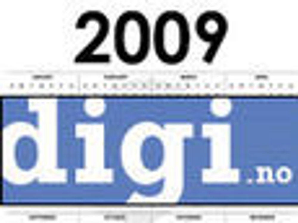 De mest populære digi.no-sakene i 2009