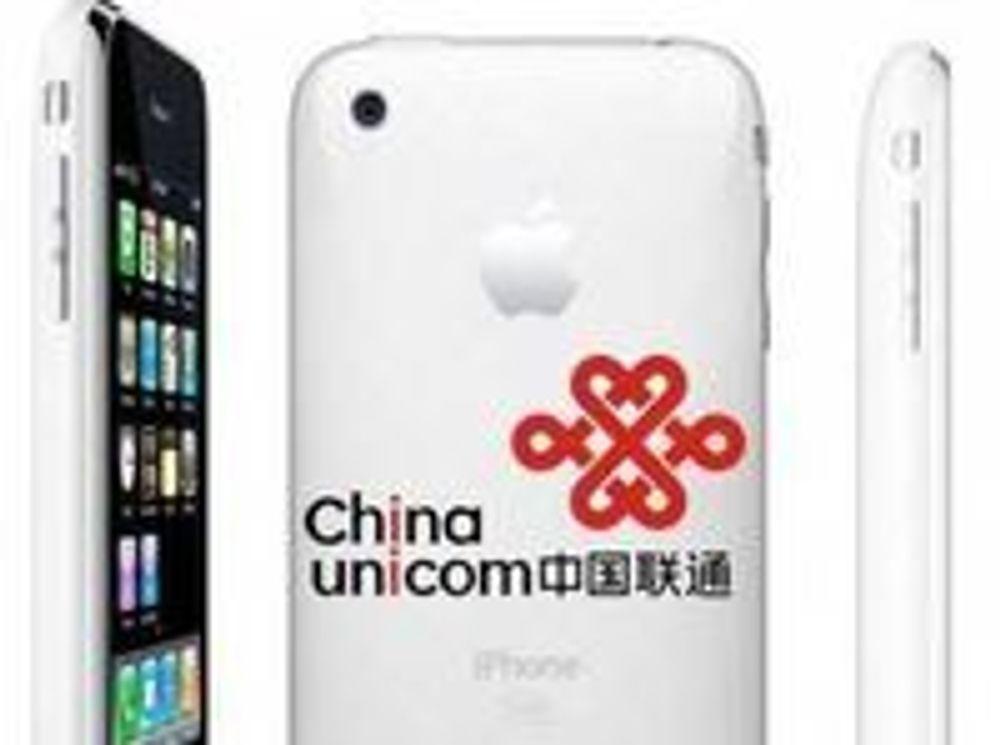 Flere kjøper iPhone i Kina