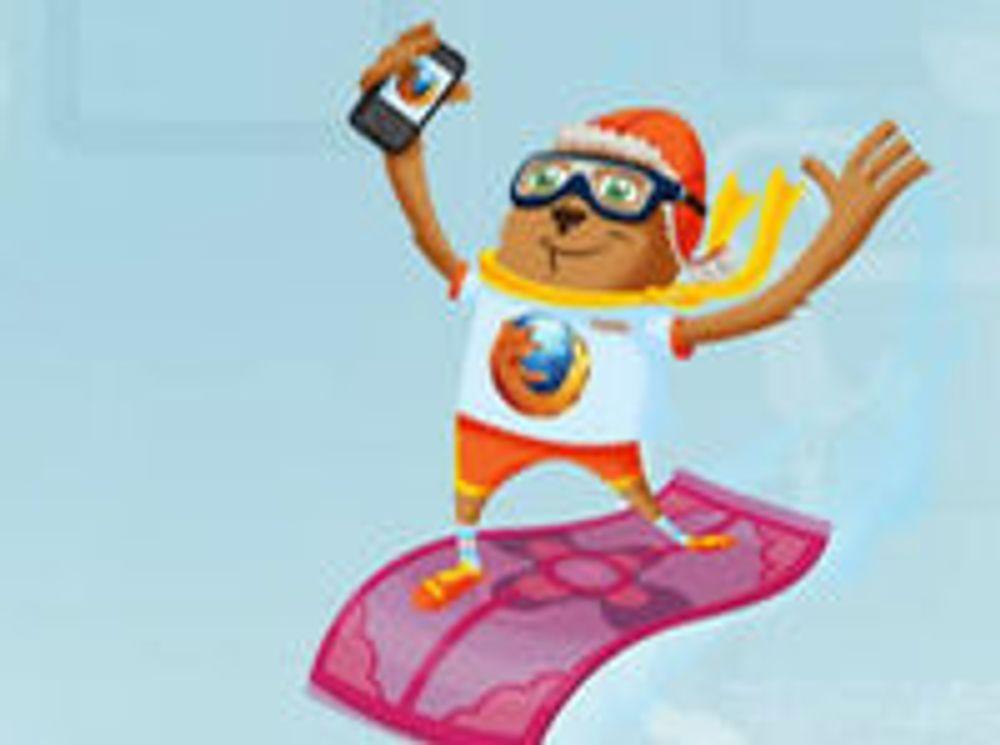 Firefox for mobilen kan komme i år