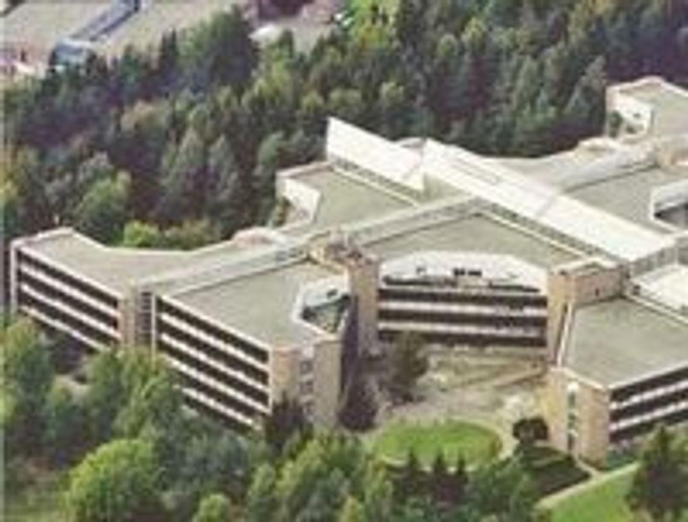 Her på Rosenholm, rett sør for Oslo, skal Digiplex åpne sin nye sikre datahall i andre kvartal 2010.