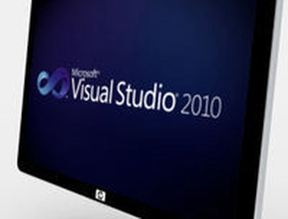 Visual Studio 2010 er for treg