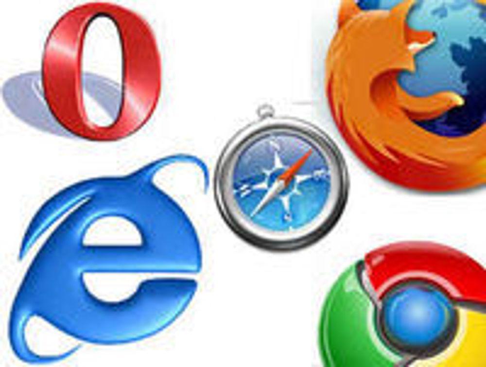 IE7 ikke lenger verdens mest brukte nettleser