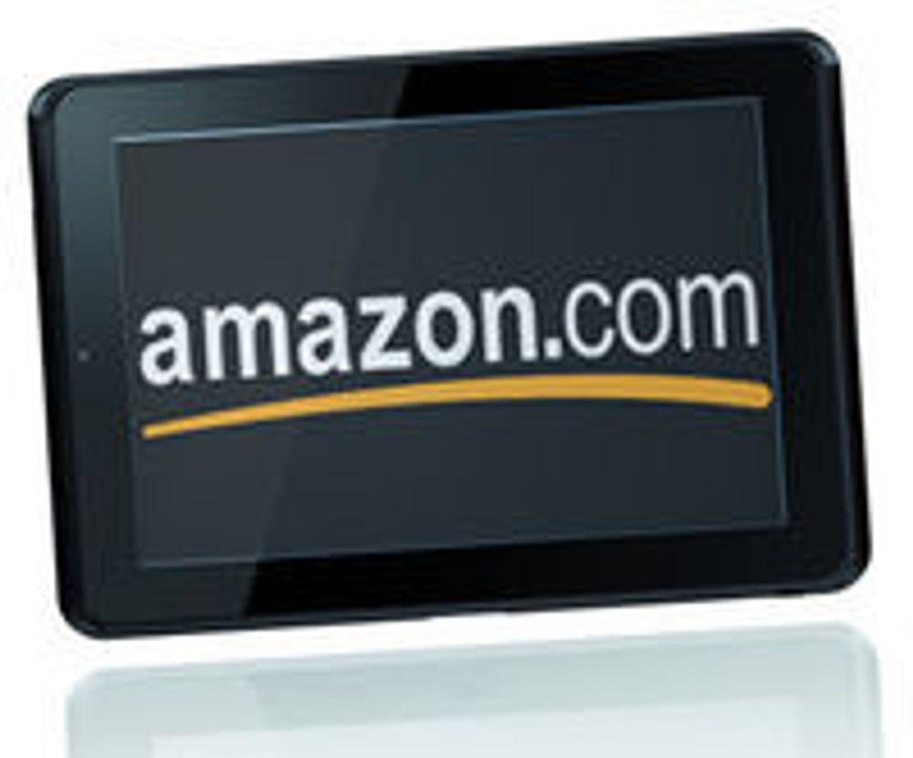 Venter suksess for Amazons nettbrett