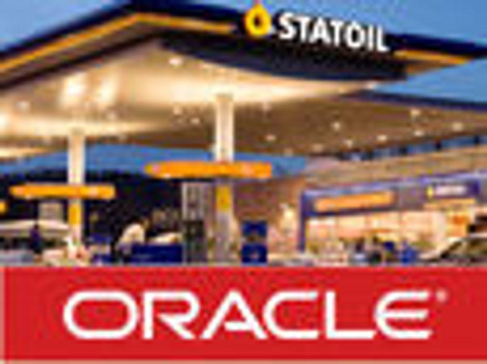 Statoil vraker SAP