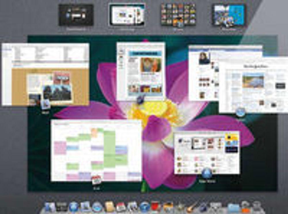 Mac OS X Lion fikser ikke LDAP