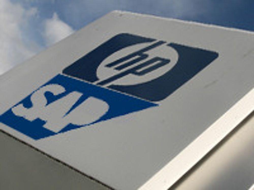HP anbefales å kjøpe SAP