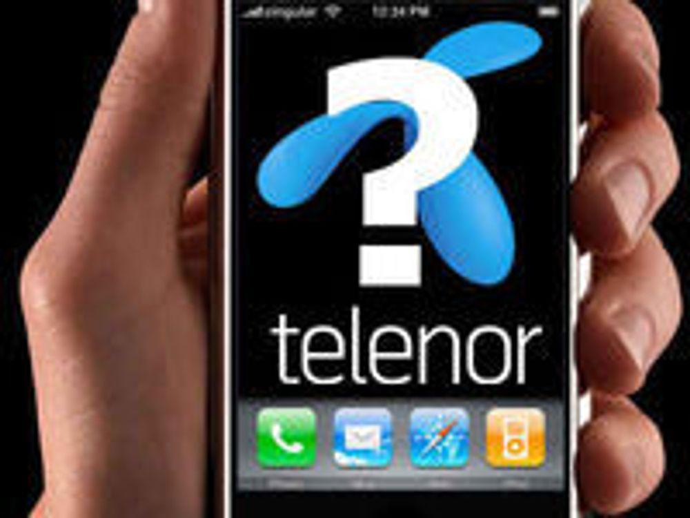 Trolig fri iPhone- konkurranse om kort tid