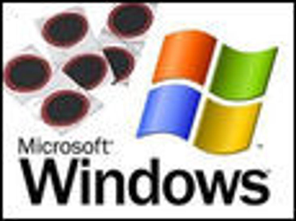 Fire nye sikkerhetsfikser fra Microsoft