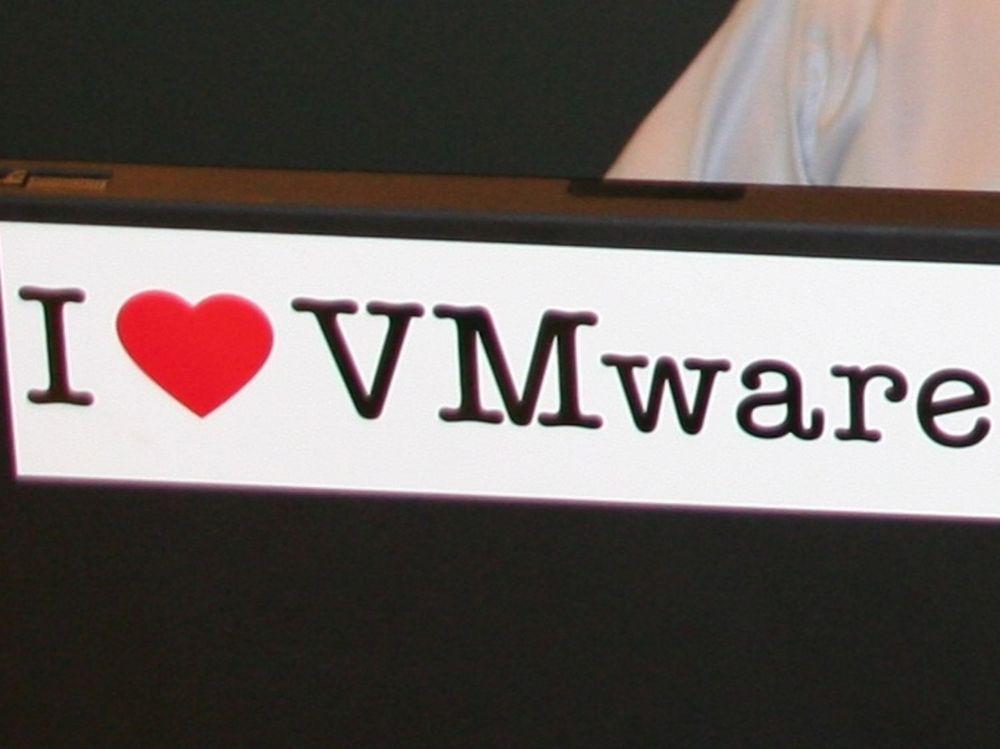 VMware-sjefen går av