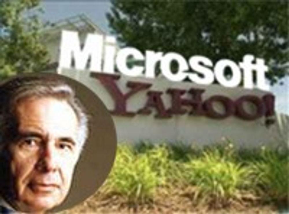 - Microsoft åpen for nye samtaler med Yahoo