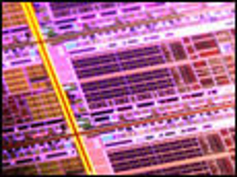 Intel ser klar bane mot langt mindre brikker