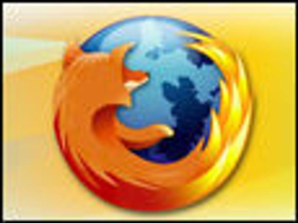 Tidsplanen klar for oppgradert Firefox