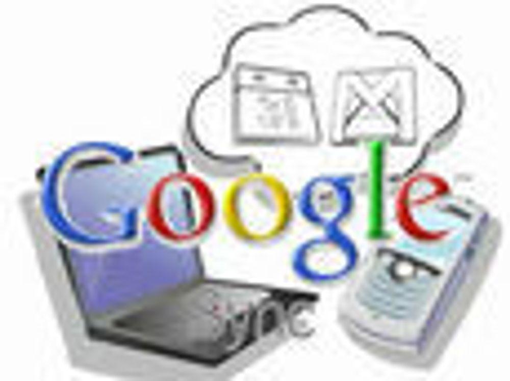 Åpner for Gmail-push til flere mobiler