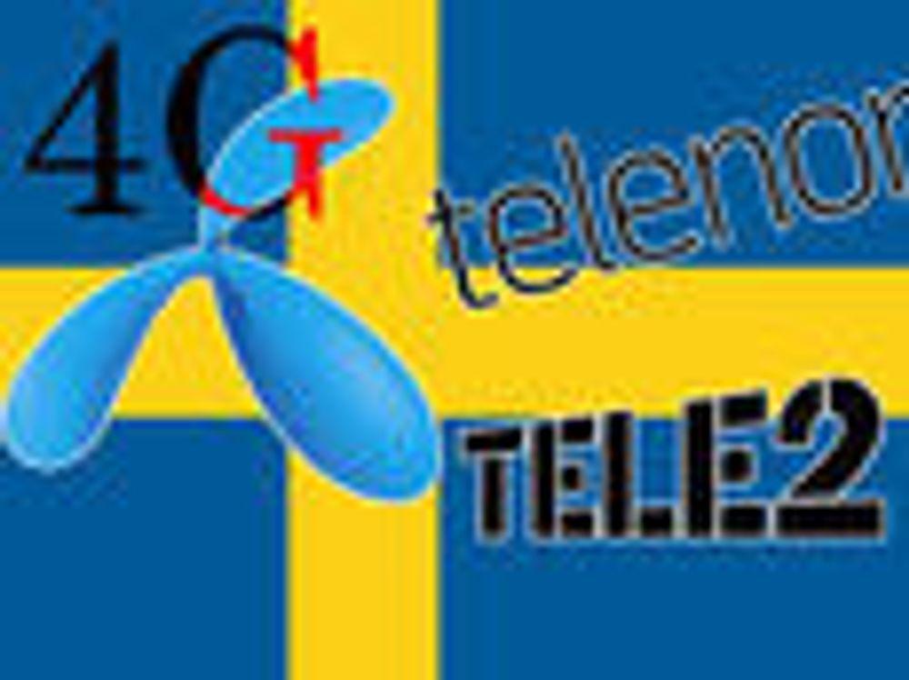 Svensk 4G-nett i fare