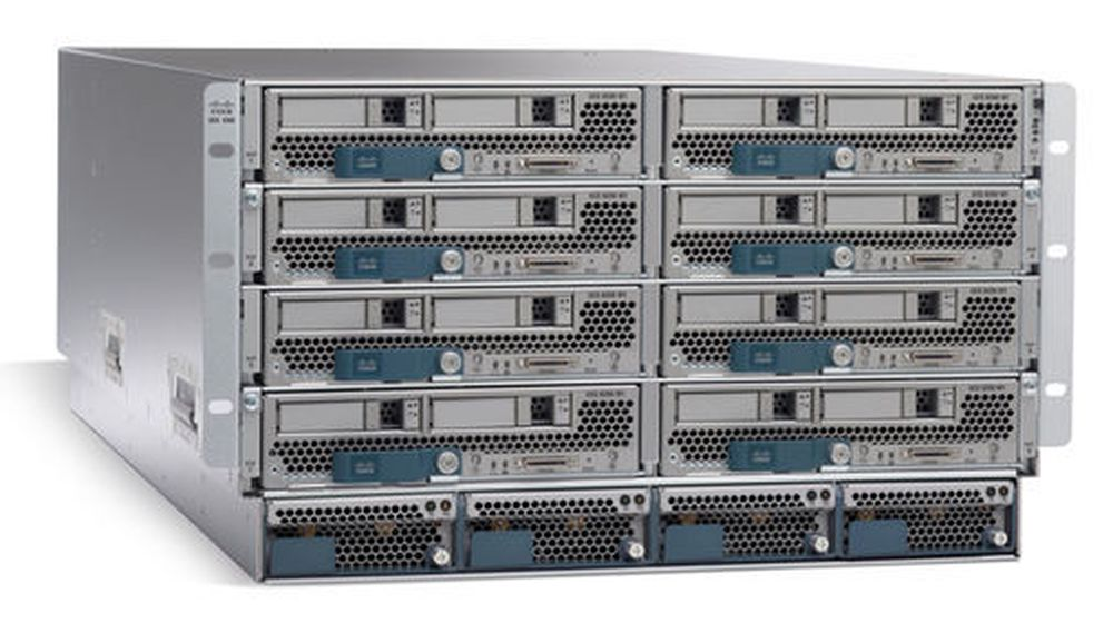 Ciscos Unified Computing System (UCS).