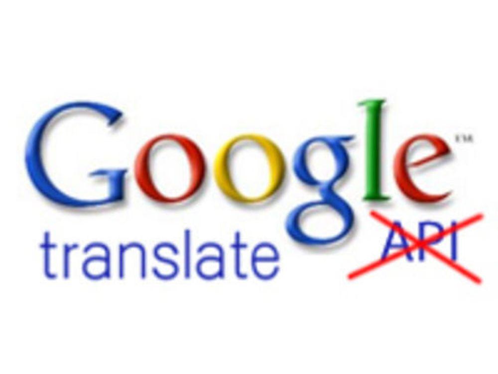 Google legger ned en mengde tjenester
