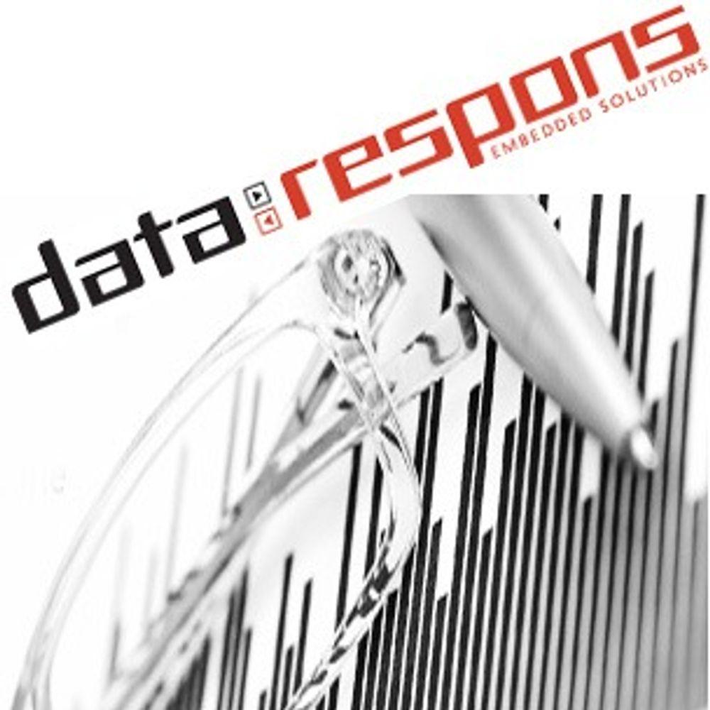 Sterk vekst for Data Respons