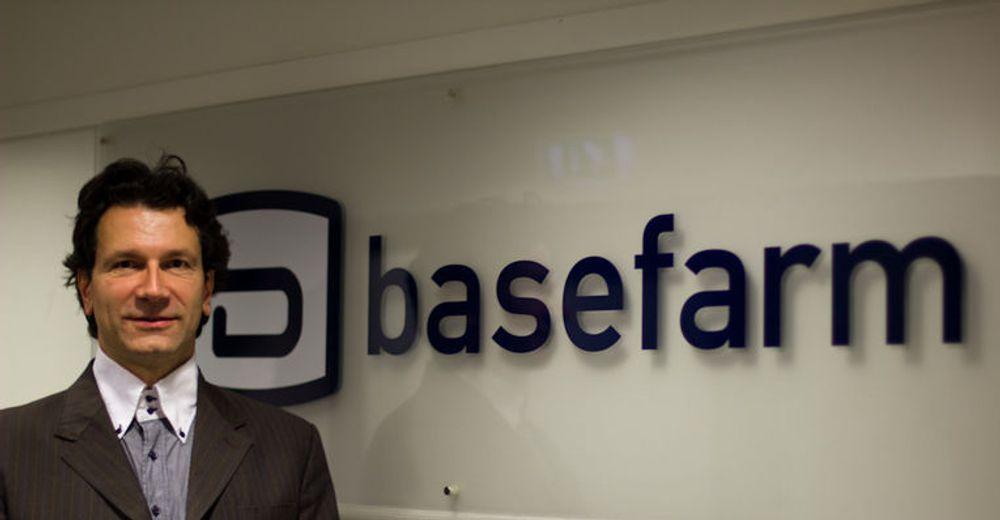 Basefarm og salgssjef Odd Sevre har sikret seg en større millionkontrakt med European Directories.