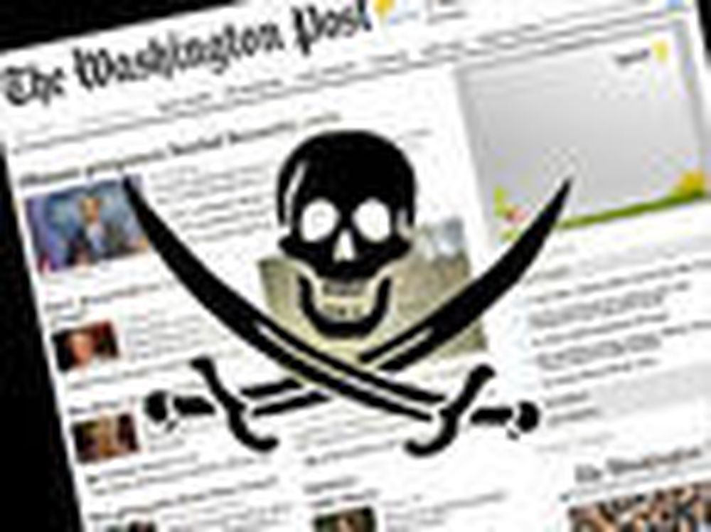 Washington Post hacket