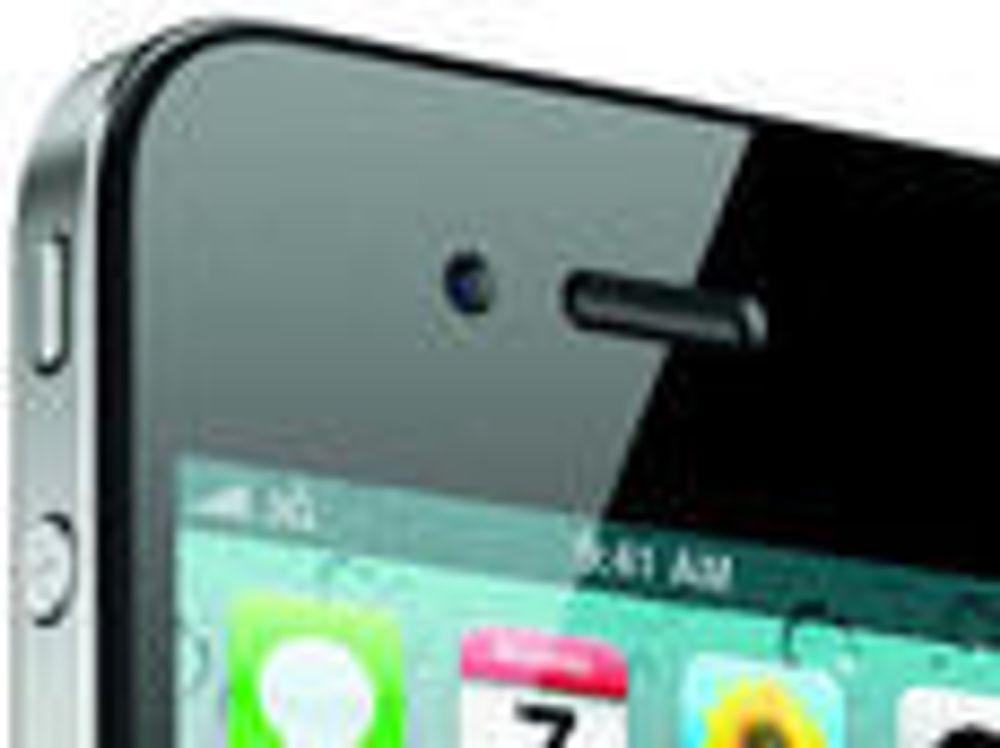 Ny iPhone i tredje kvartal