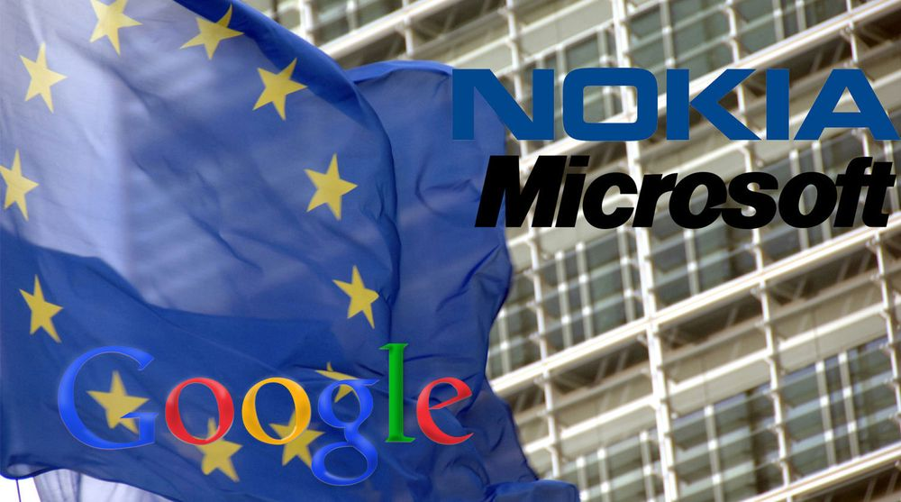 Innklager Nokia og Microsoft inn for EU
