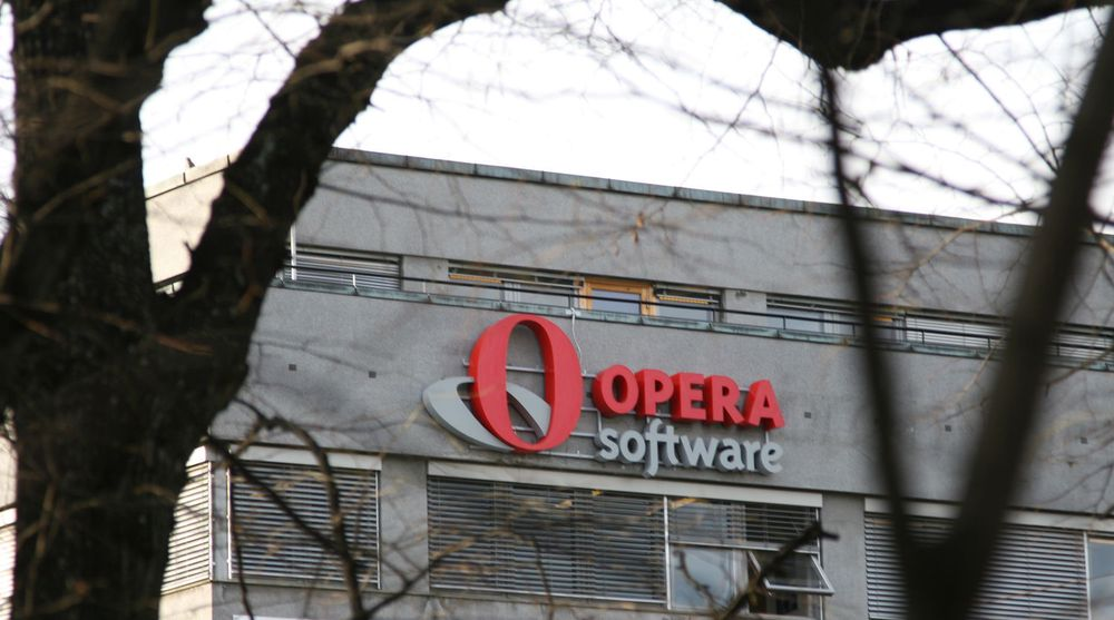 Opera blir ikke enige med Google